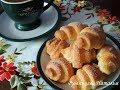 #ТВОРОЖНЫЕ РОГАЛИКИ / #cottage cheese rolls Просто! вкусно!доступно!