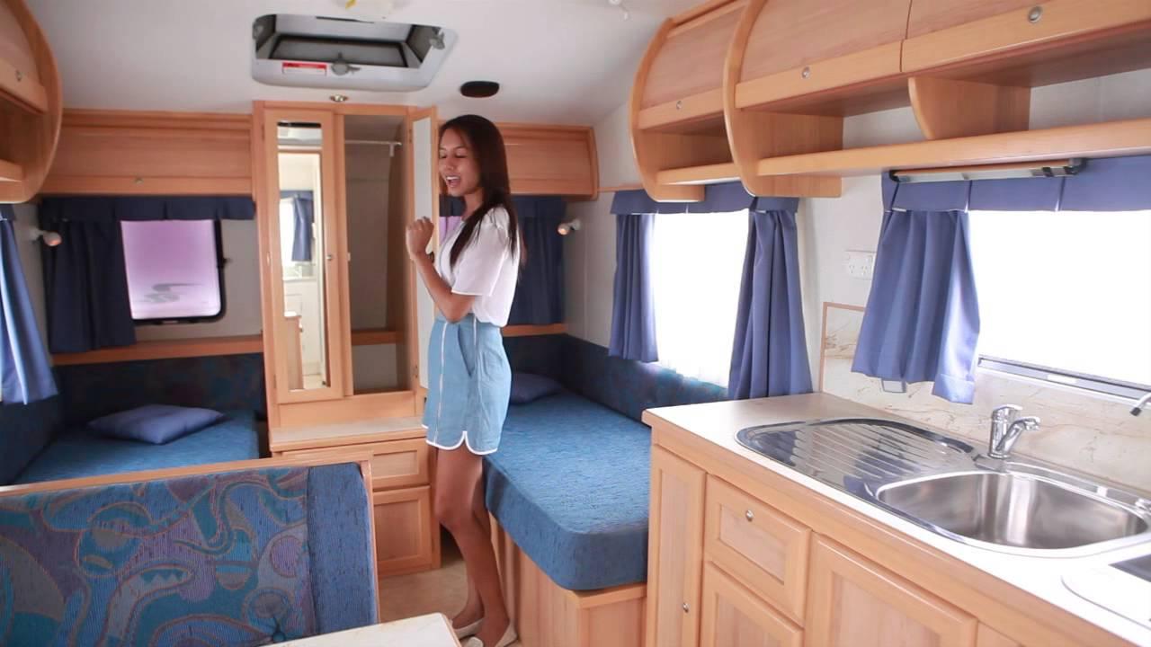 Creative New AUSTRALIAN OFF ROAD MATRIX IV Caravans For Sale