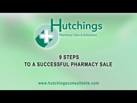 9 steps to achieving a successful pharmacy sale