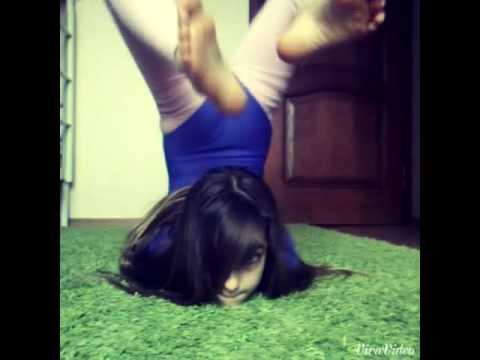 Моя гимнастика, самоучка)