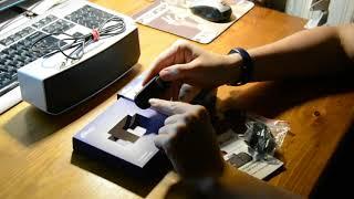 ОНЛАЙН ТРЕЙД РУ — Цифровой MP3 плеер Ritmix RF 3410 8Gb black