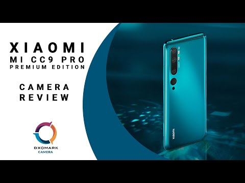 Xiaomi Mi CC9 Pro Premium Edition Camera Image Quality review
