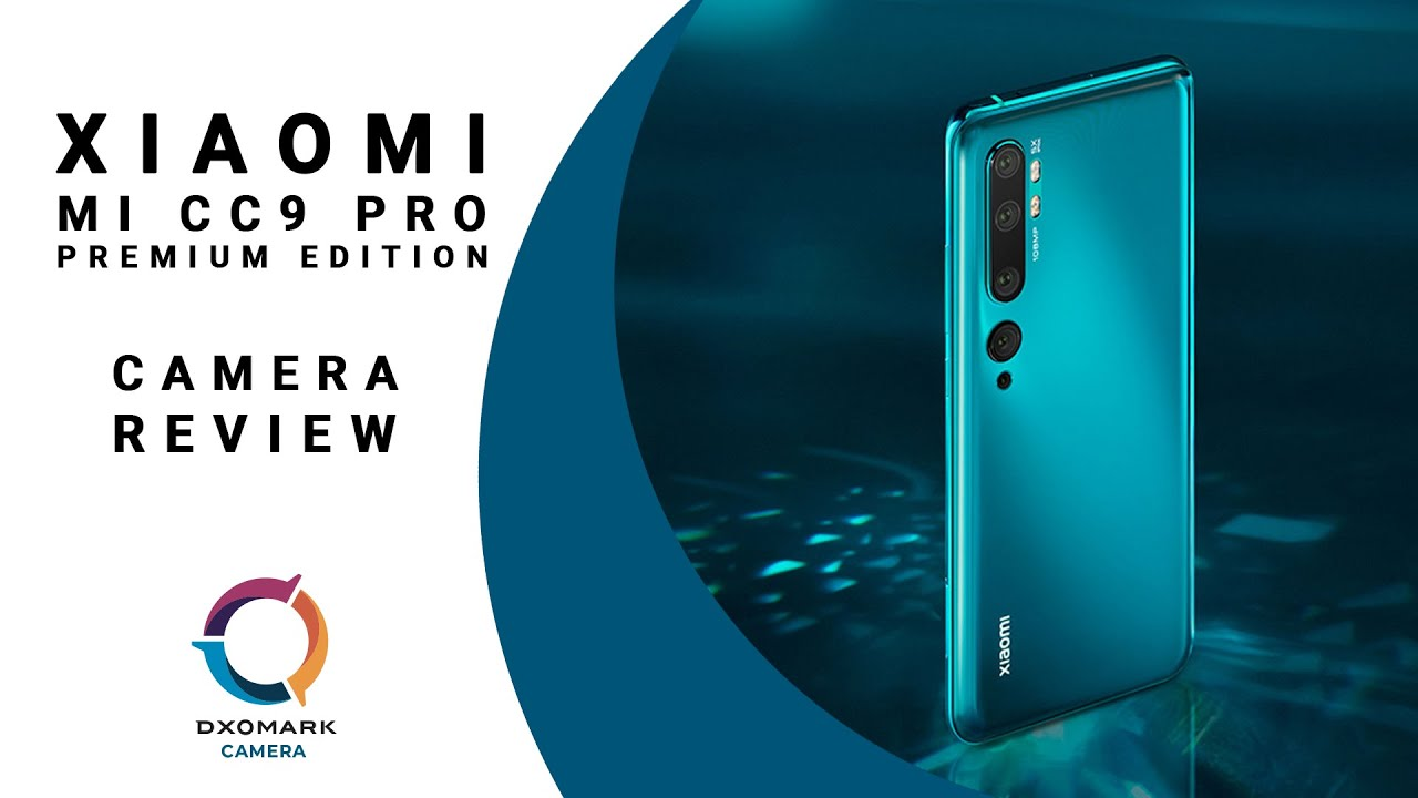 Xiaomi Mi CC9 Pro Premium Edition Camera Review DXOMARK