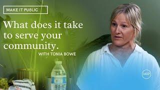 Make It Public Episode 6 | Tonia Bowe | Bellingham City Council | How to serve your community.