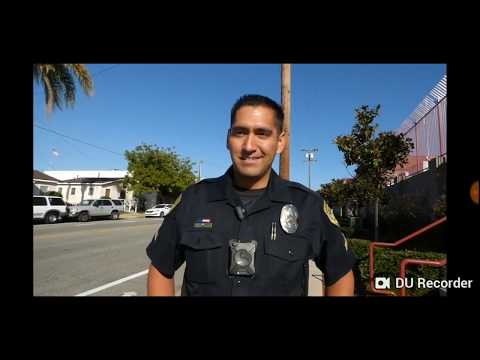 Highdesert community Watch puts tyrant in his place gotta see 1st amendment audit