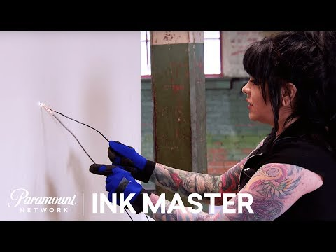 Flash Challenge Preview: Work Of Spark - Ink Master, Season 8