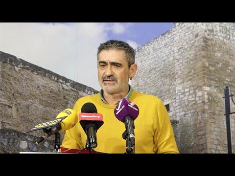 VÍDEO: Villa presenta los principales puntos del acuerdo de IU y PSOE para aprobar el Presupuesto 2020
