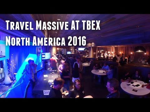 Travel Massive at TBEX North America 2016