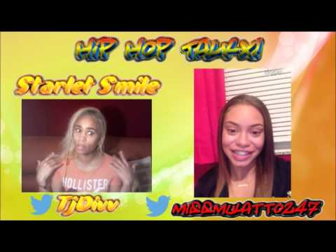 Miss Mulatto on Hip Hop Talkx SoSo Def New Artist signed  by Jermaine Dupree