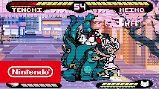 Pocket Rumble - Launch Trailer (Nintendo Switch)