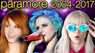 The Musical Evolution of Paramore
