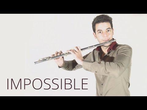 Impossible - James Arthur - Flute Cover - MartimOnFire (sheet available)