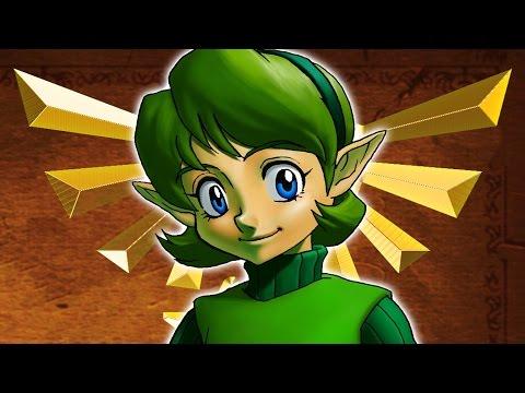 "NateWantsToBattle feat. AmaLee - ""Far Away"" (Full Album Stream) A Legend of Zelda Song"