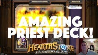 Hearthstone | Arena - AMAZING PRIEST DECK!