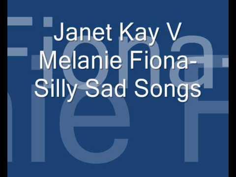 Janet Kay V Melanie FionaSilly Sad Songs