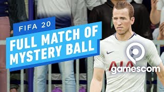 FIFA 20: Full Match of New Mystery Ball Mode Gameplay (4K) - Gamescom 2019