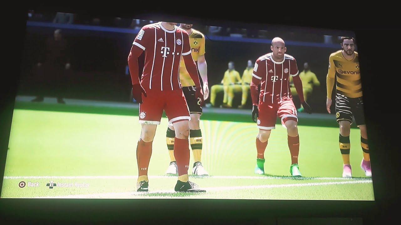 Bürki Fifa 18