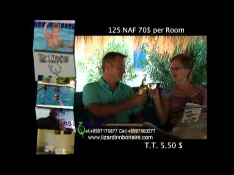 bed and breakfast hotel THE LIZARD INN on Bonaire, Dutch Caribbean