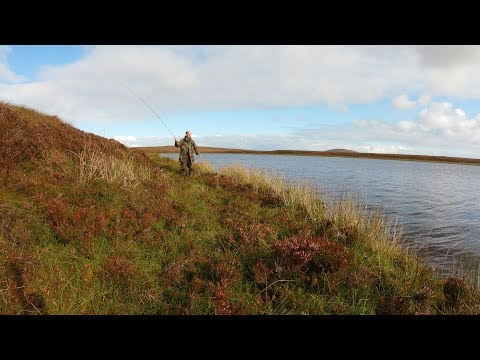 The Best Brown Trout Loch In The Hebrides