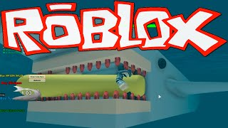 ROBLOX-Jaws the shark Attack!