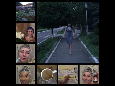 VLOG 28 июня: выходной, маски, посылка, прогулка по парку в Ессентуках