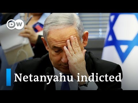 What next for Israel after Netanyahu indictment? | DW News