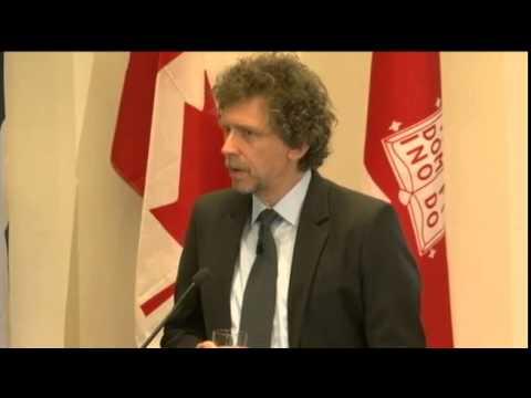 Gary Born: John E.C. Brierley Memorial Lecture, McGill University