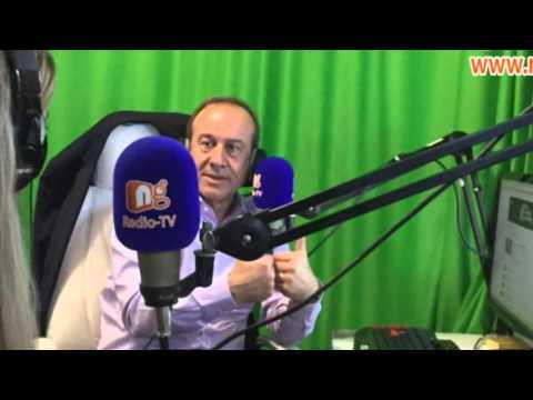 Εκπομπή με NGRadio.GR - Λεωνίδας Αντωνακόπουλος