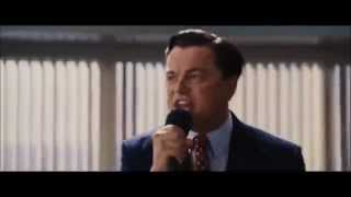 Deal With Your Problems By Becoming Rich.. Wolf of Wall Street