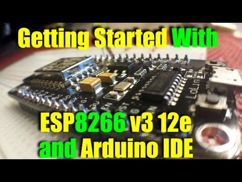 Getting Started with NodeMCU V3