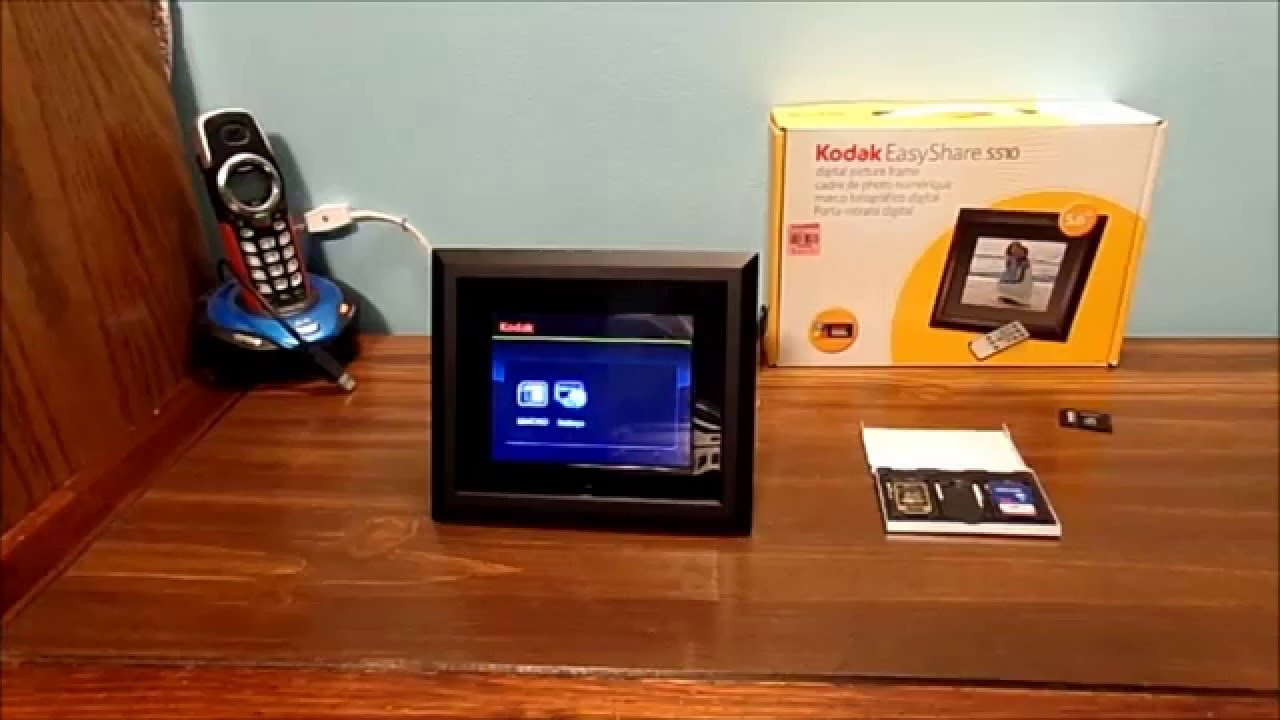 kodak digital frame for your digital photos