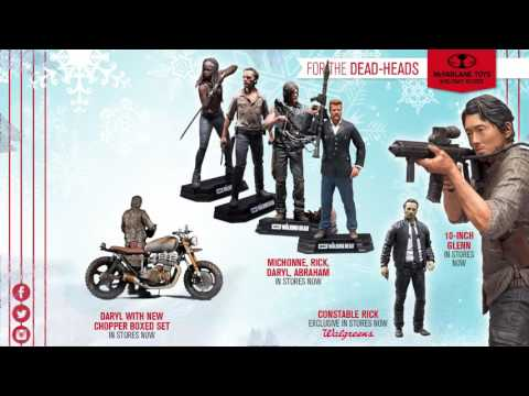McFarlane Toys Holiday Guide 2016