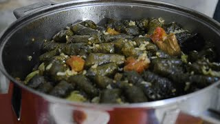 Teta's Kitchen — Episode 1: Wara' Dawali and Qusa Mahshi in Bethlehem