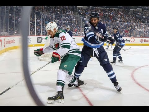 Minnesota Wild vs Winnipeg Jets - October 20, 2017 | Game Highlights | NHL 2017/18