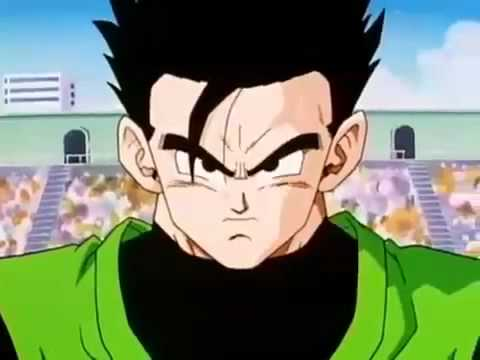 Gohan Super Saiyan 2 vs. Kibito
