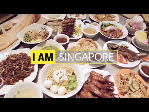 I am Hungry, I am Singapore 缤纷美食新加坡
