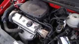VW POLO 6N1 1995 60HP (44kW) with 1.4 AEX Motor