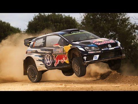 Big Crashes and Blazing Speeds Argentina | FIA World Rally Championship 2016