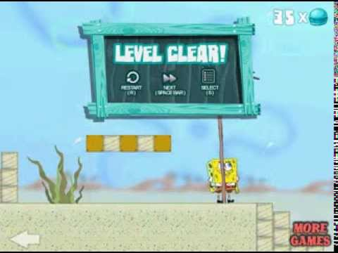 Губка Боб Квадратные штаны! Губ Боб онлайн игры! Боб онлайн! Sponge Bob Square Pants! SpongeBob games online! Bob online!