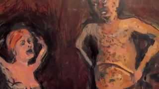 Fried Chicken  And Folk Art With Big Love Red Mud Georgia Bbq