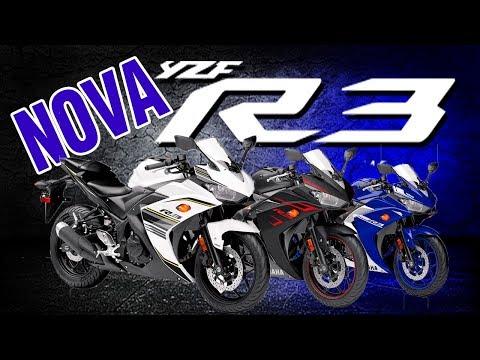 R3 2018 - Novas Cores