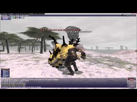 Final Fantasy XI Part 11 New Trusts + level 32