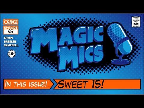 Sweet 15 - HOU Spoilers, MTGO Anniversary, MTG MMORPG & More!