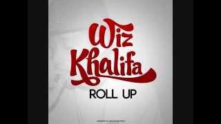 Wiz Khalifa New 2014 song ''Roll Up'' duet version