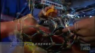 Fullerenes . Фуллерен С60.Самый прочный материал во вселенной.  Углеродные нанотрубки