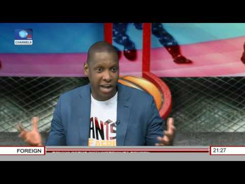 Sports Tonight: Masai Suggests Ways To Develop Basketball In Nigeria