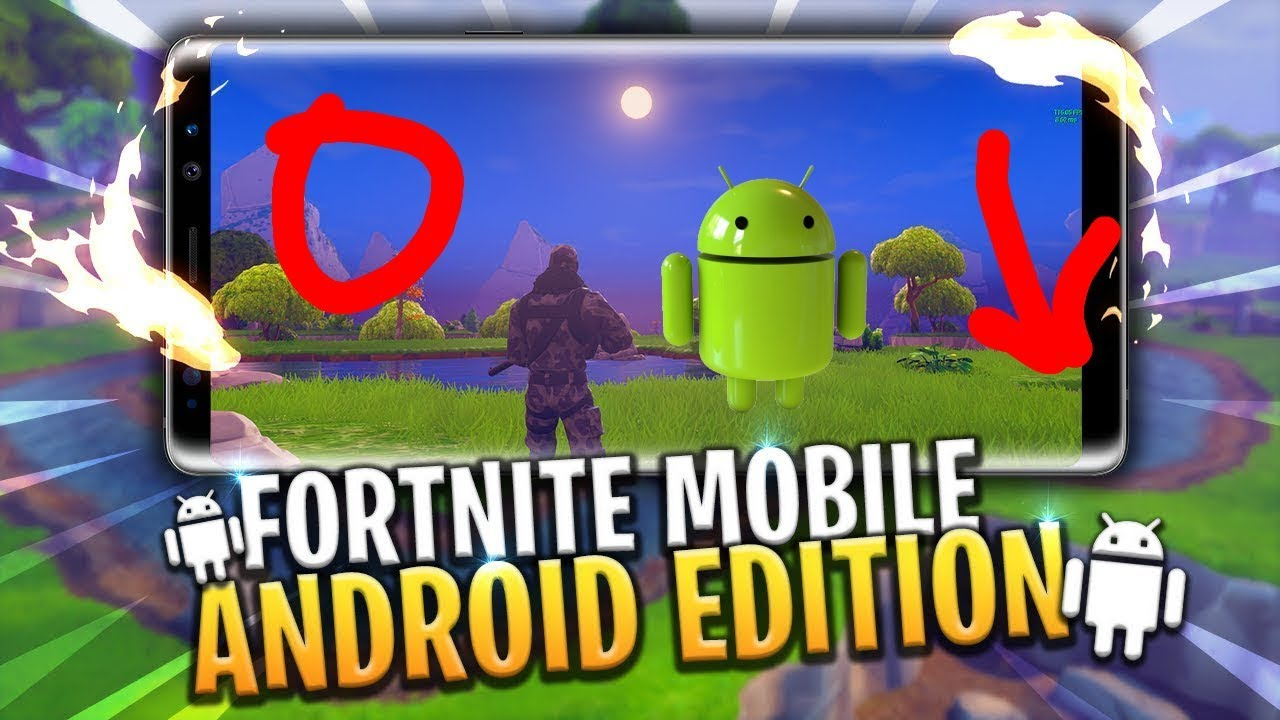 FORTNITE MOBILE BATTLE ROYAL ON ANDROID!! APK DOWNLOAD BETA WORKING *NO INVITE CODE NEEDED!!* (BETA)