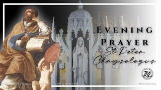 7/30/21 Friday - 5:00 pm Evening Prayer