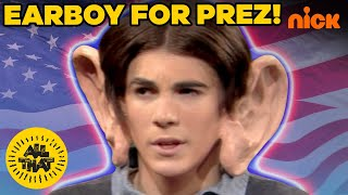 Earboy Is Running For President 🇺🇸 | All That