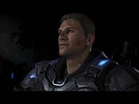 Дебютный геймплей Gears of War 4